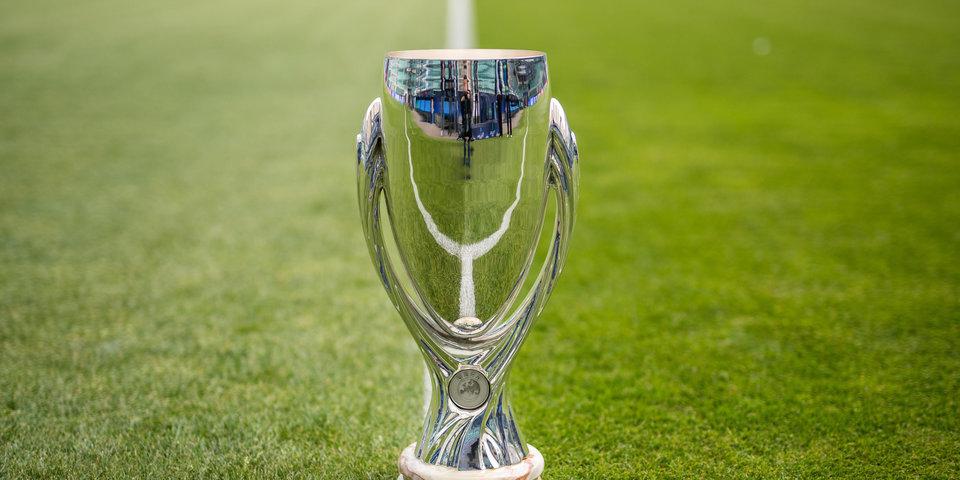 Английская дуэль за Суперкубок УЕФА и другие трансляции 14 августа