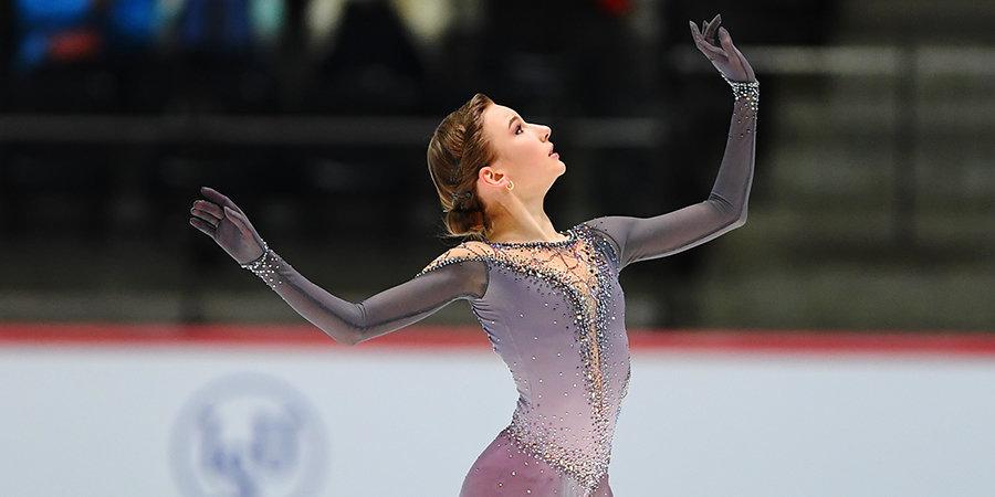 Дарья Усачева: «За сезон я стала лучше в чистоте исполнения, во внутренней уверенности»
