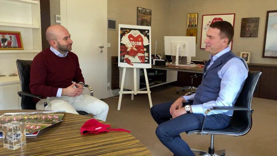 «Интерес есть, но Саша нужен нам». Гендиректор «Монако» — про стоимость и будущее Головина, а также внимание к футболистам из РПЛ