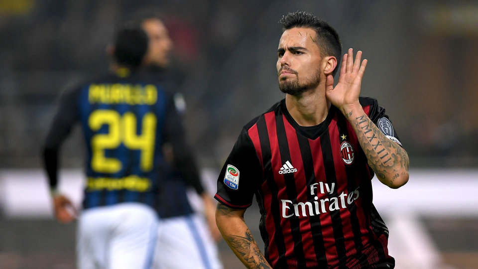 СМИ: Руководство «Милана» попросило Сусо покинуть клуб