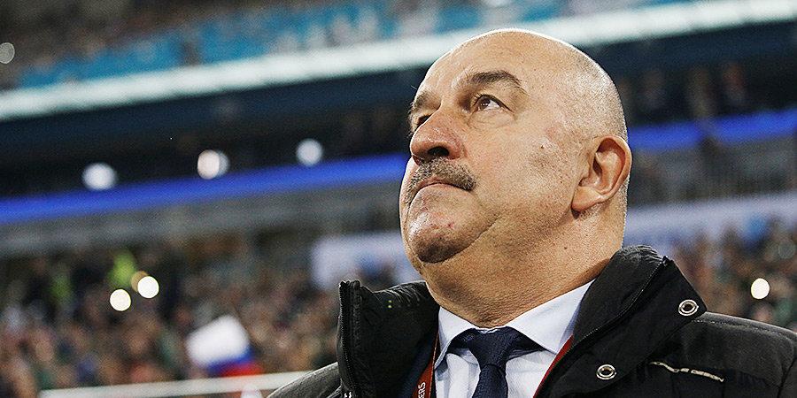 Станислав Черчесов: «Душа сборной России? Не стал бы выделять одного футболиста, суть — в командном духе»