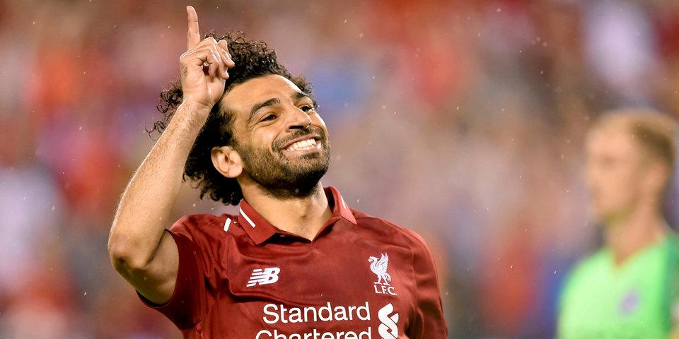 Мохамед Салах: «Мы можем выиграть Лигу чемпионов в этом году»