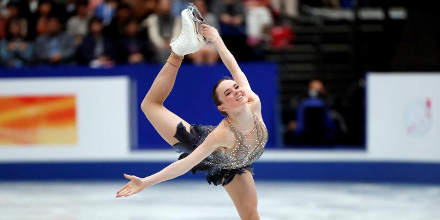 24-летняя Мариа Белл: «Кто сказал, что я не смогу исполнить четверной прыжок и тройной аксель? Я еще только на пути к своему расцвету»