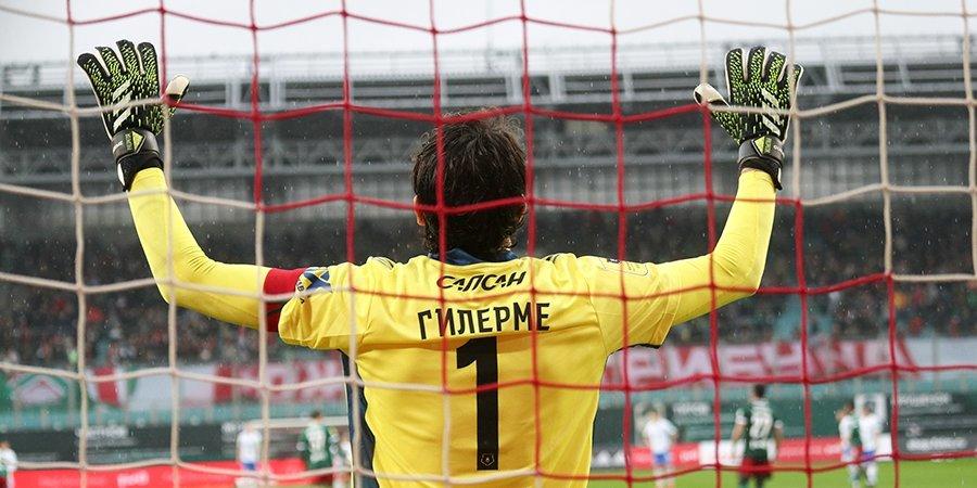 «Локомотив» в большинстве не смог победить «Динамо», но вернулся в зону ЛЧ