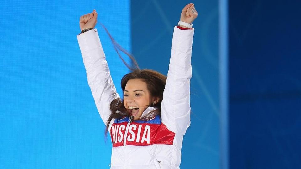 Аделина Сотникова: «Наши спортсмены должны стоять на пьедестале и перепевать олимпийский гимн!»