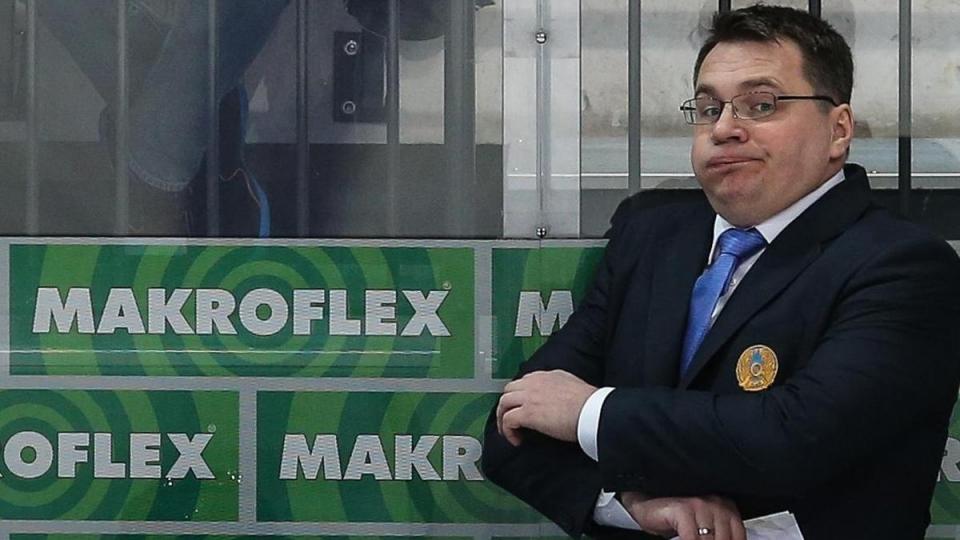 Назаров отправлен в отставку с поста главного тренера «Нефтехимика»