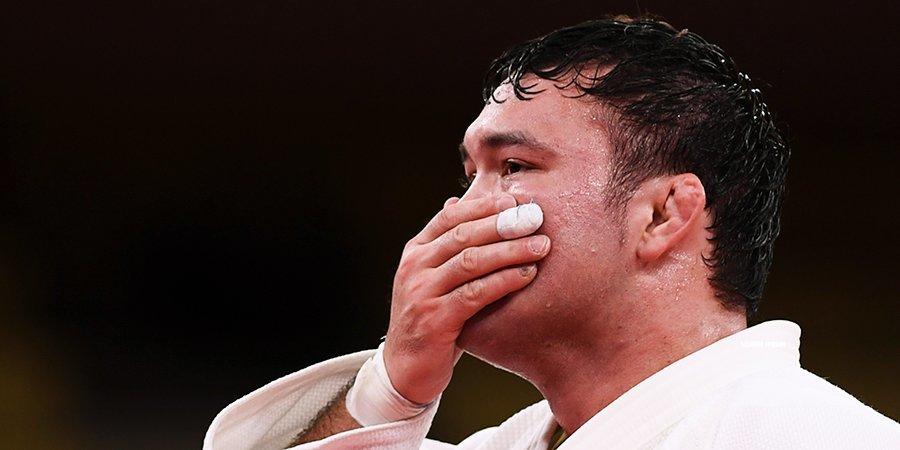 Японец Вольф стал олимпийским чемпионом по дзюдо в весе до 100 килограммов
