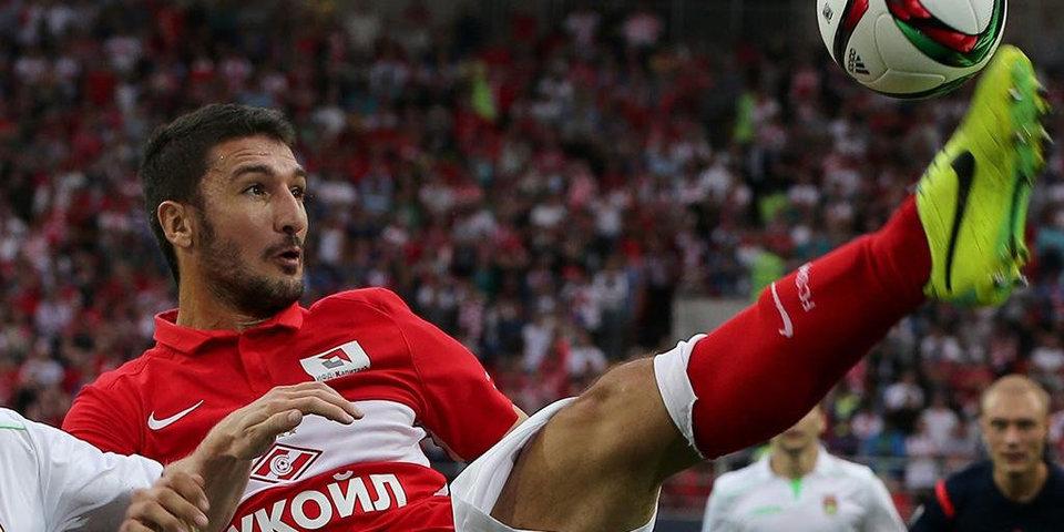 Боккетти получил травму в товарищеском матче с «Чертаново»