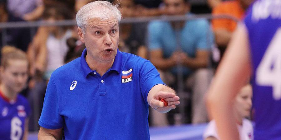 Панков ушел с поста главного тренера сборной России. Его место занял тренер, дисквалифицированный за расизм