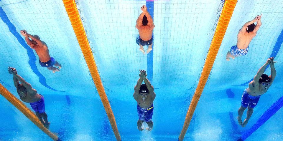 Сборная России завоевала серебро в эстафете на ЧМ в Ханчжоу