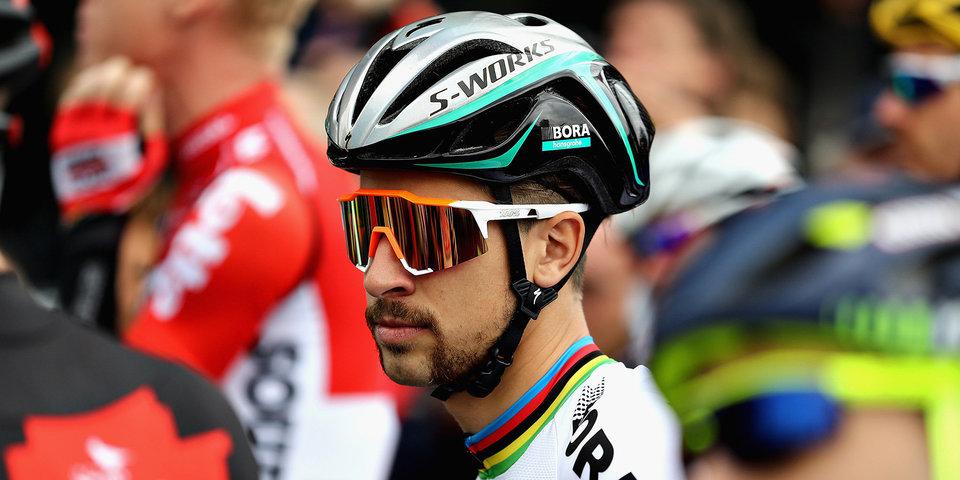 Саган дисквалифицирован до конца «Тур де Франс»
