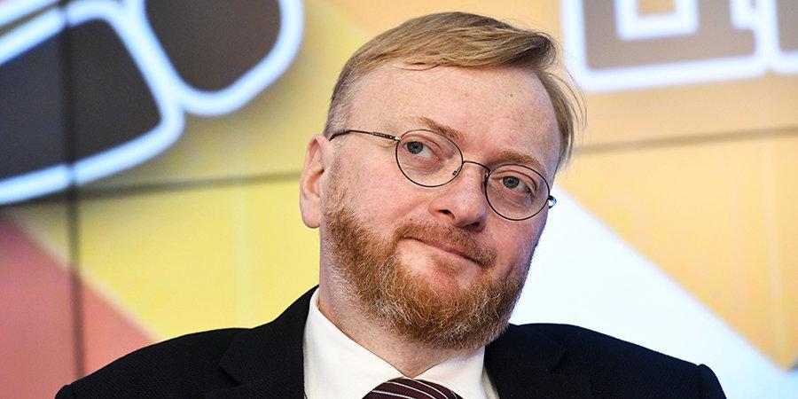Виталий Милонов: «Меня парализует, если скажу, что «Спартак» будет чемпионом или хотя бы победителем матча с ЦСКА»
