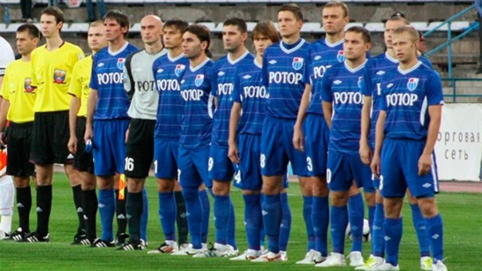 Евдокимов выиграл с «Ротором» первый матч со счетом 15:0