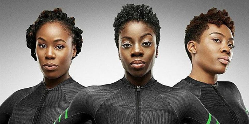«Мы три обычные девушки, которые творят историю». Сборная Нигерии по бобслею несется на Олимпиаду