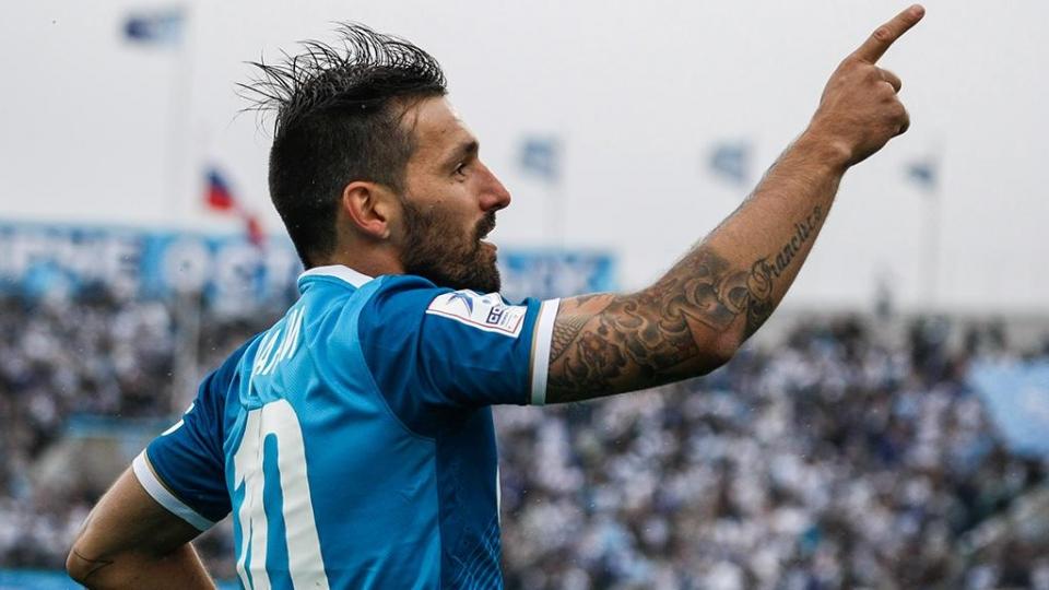 «Зенит» обыграл «Арсенал» на «Петровском»