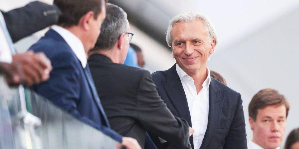 «РПЛ должна выслушать мнение РФС по этому поводу». Дюков — о правах на показ матчей