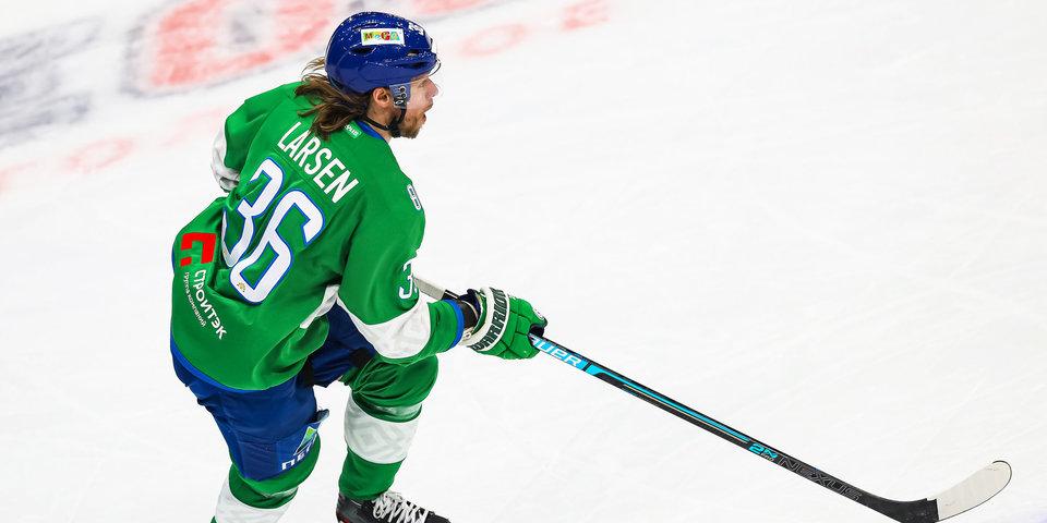 «Салават Юлаев» в третий раз в сезоне обыграл «Барыс»