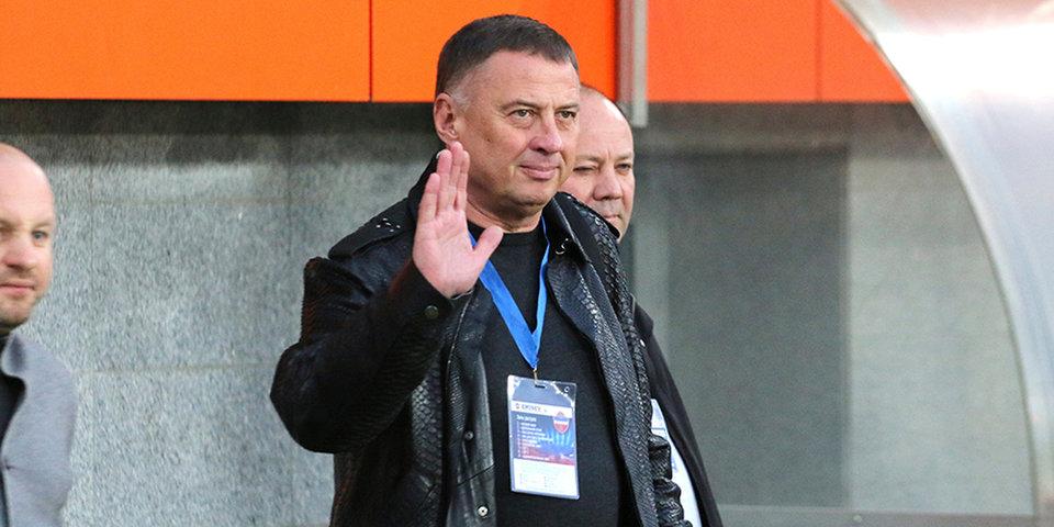 Бывший вице-президент «Ростова»: «Семин любит и умеет работать. Он всегда справлялся с поставленными задачами»