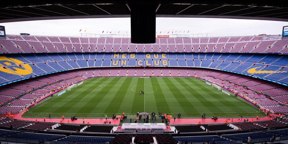 «Барселона» почтила память Монсеррат Кабалье