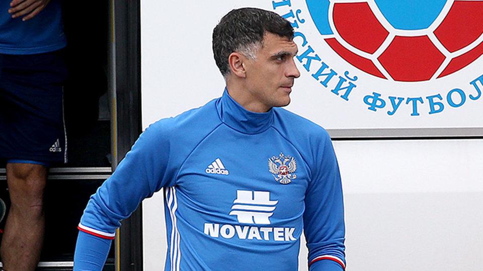 Владимир Габулов: «Моя давняя мечта – играть в европейском первенстве»