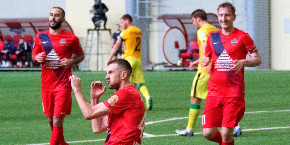 Денис Петровский: «Нужно сохранить газон, чтобы после возобновления чемпионата «Енисей» мог играть на нормальном поле»