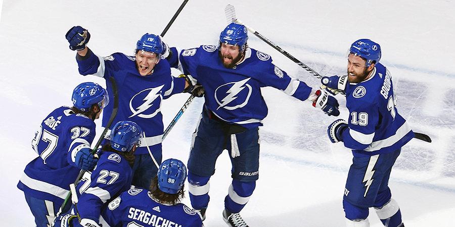 Форвард «Тампы-Бэй» Марун после победы в Кубке Стэнли вошел в историю НХЛ