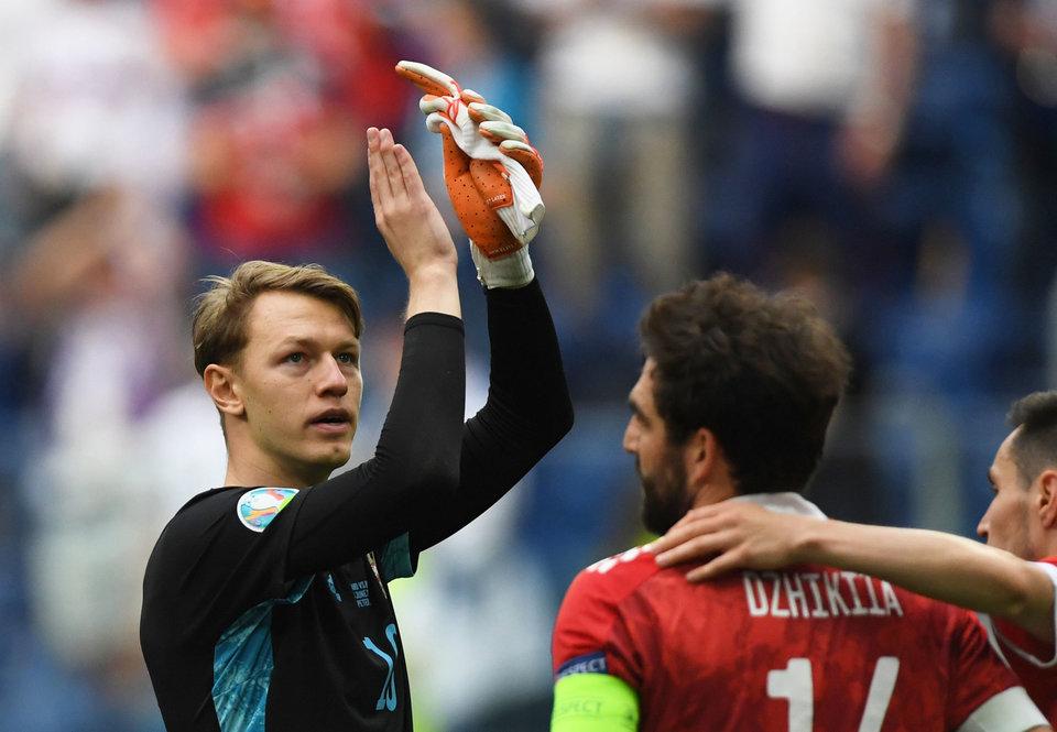 Ринат Дасаев: «Сафонов заслужил своей игрой стать основным голкипером сборной России»