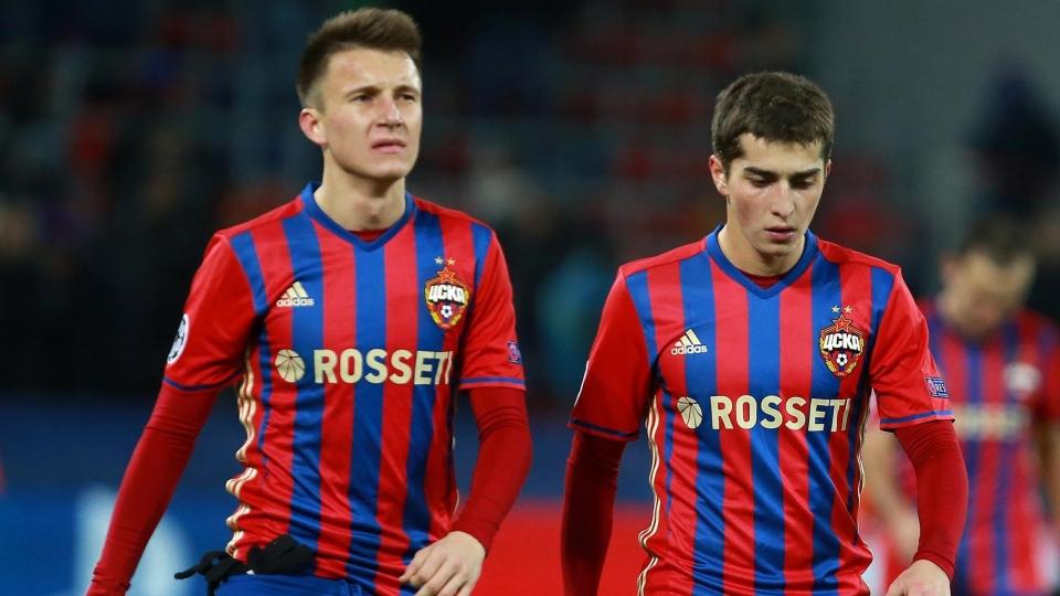 Александр Головин: «Однажды надев футболку ЦСКА, надеть спартаковскую уже не смогу»