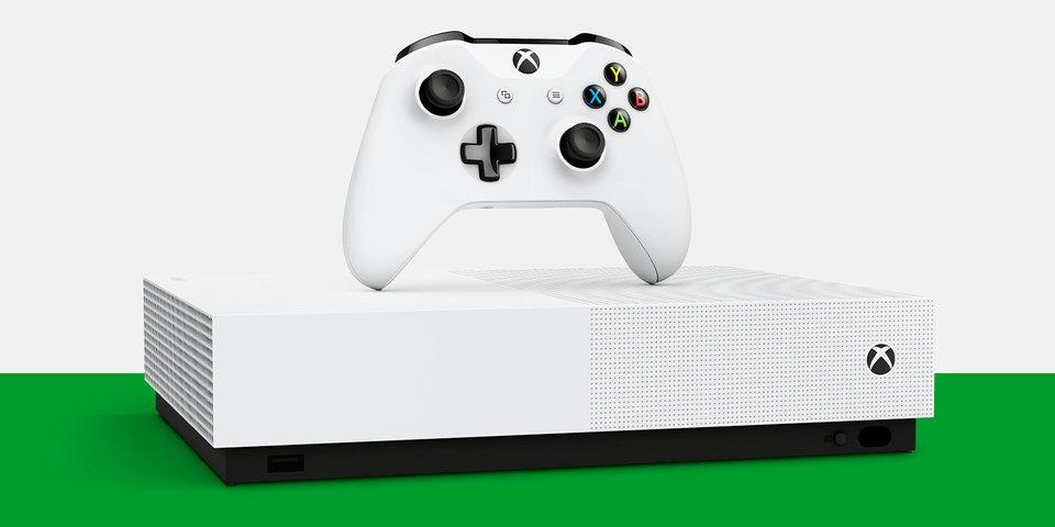 Microsoft официально представила консоль Xbox One S