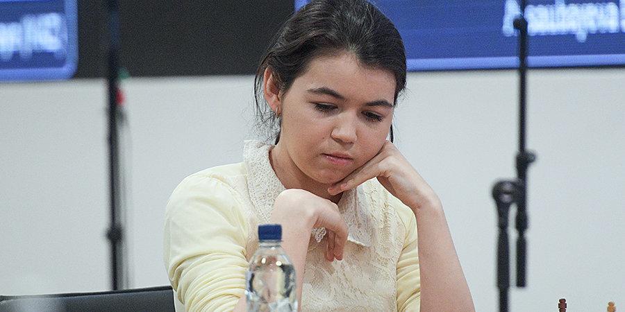 Томашевский сравнил Горячкину с Карлсеном