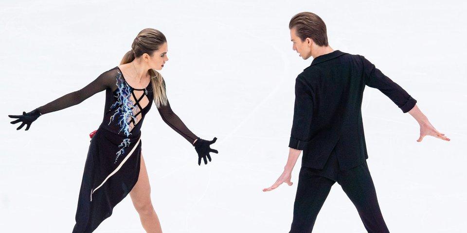 Шевченко и Еременко выступят на Гран-при Японии вместо дуэта из Китая