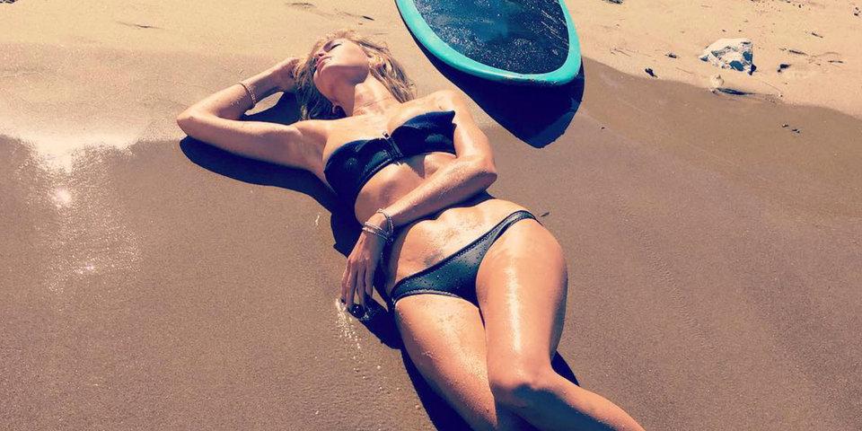 10 знаменитостей, которые занимаются серфингом