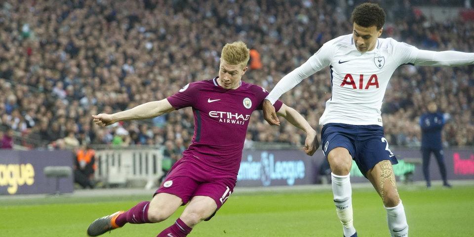 «Сити» отрывается в Лондоне после трех поражений подряд: голы и лучшие моменты