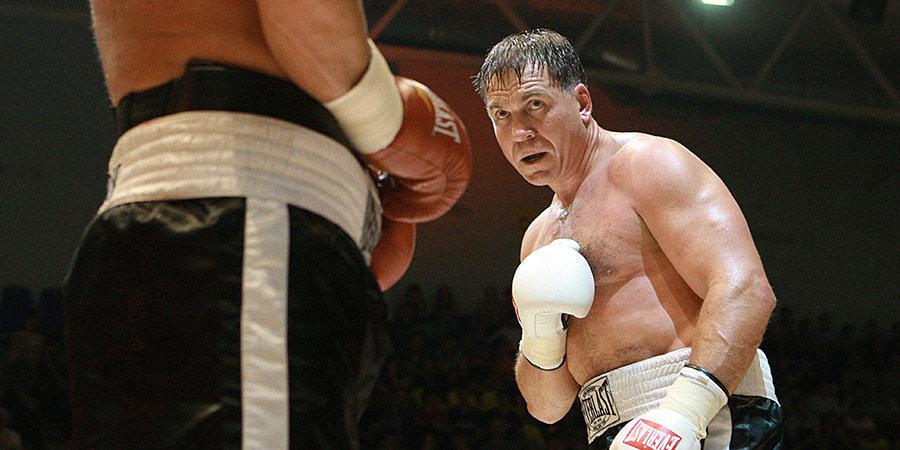 51-летний Олег Маскаев рассказал о желании вернуться на ринг