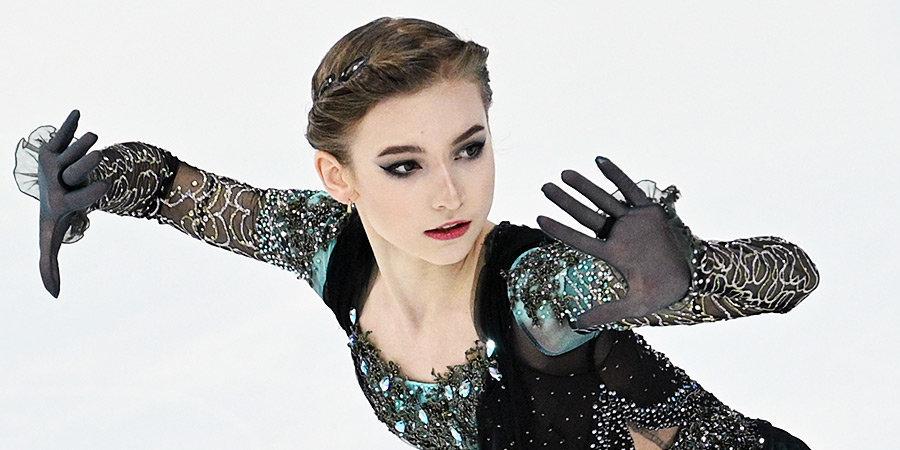 Дарья Усачева: «Валиевой на Кубке России кто-то кричал: «Упади». Это просто ужасно»