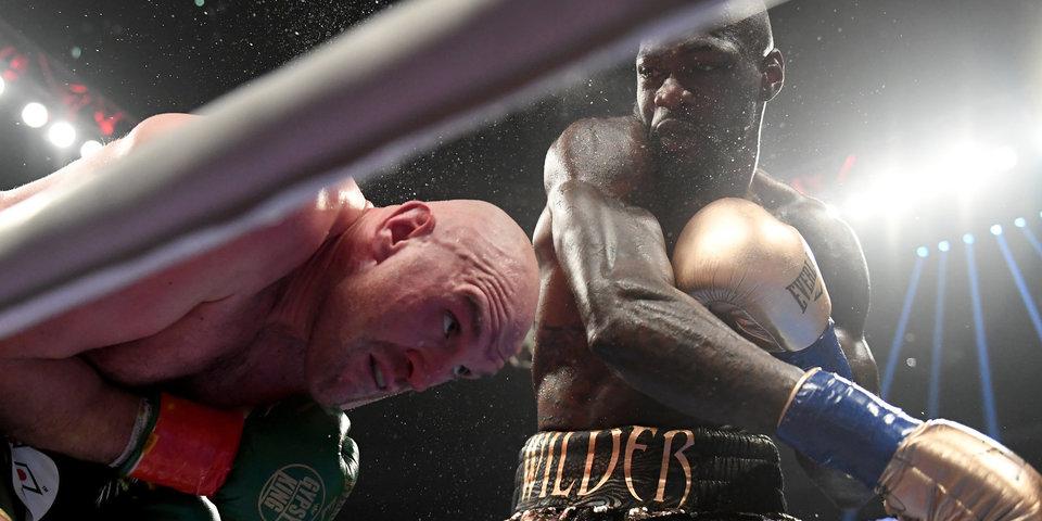 Деонтей Уайлдер: «Сперва переключусь на бой с Руисом, а уже затем на реванш с Фьюри»