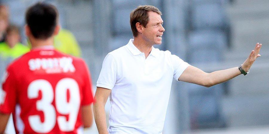 «Тун» вообще в футбол играть не умеет». Ветеран «Спартака» уверен в легкой победе москвичей