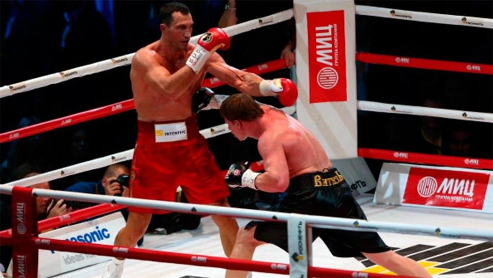 Андрей Рябинский: «Поветкин – Кличко? Этот бой никак не приблизит нас к титулу чемпиона мира»