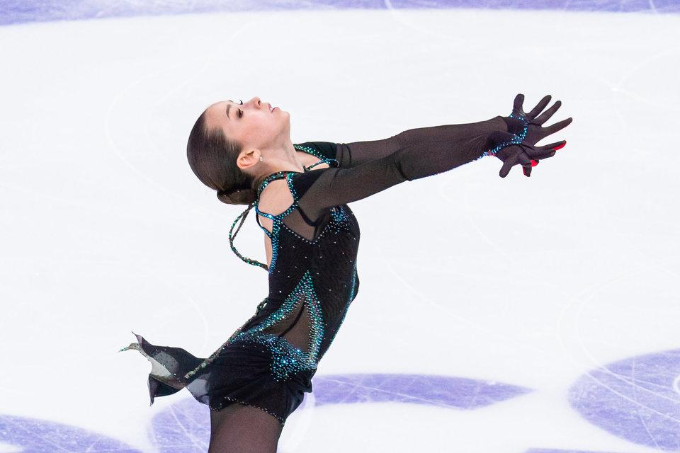 Валиева будет исполнять программу «Болеро» в олимпийском сезоне