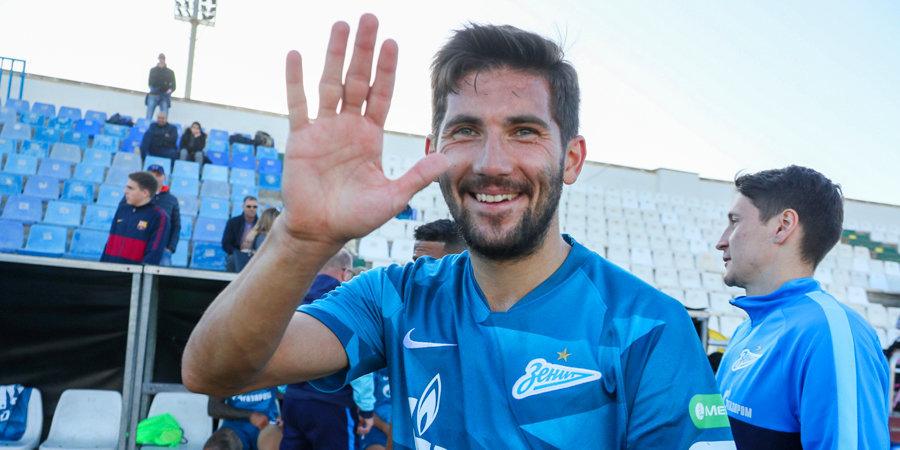 Сутормин признан лучшим игроком «Зенита» в декабре