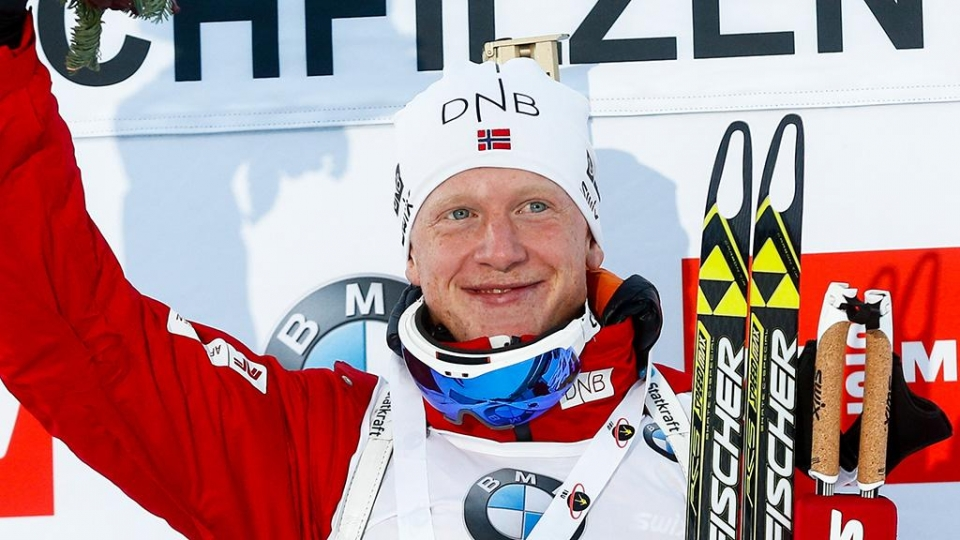 Владимир Барнашов: «У Логинова не получилась первая стойка, в остальном он прошел гонку прекрасно»