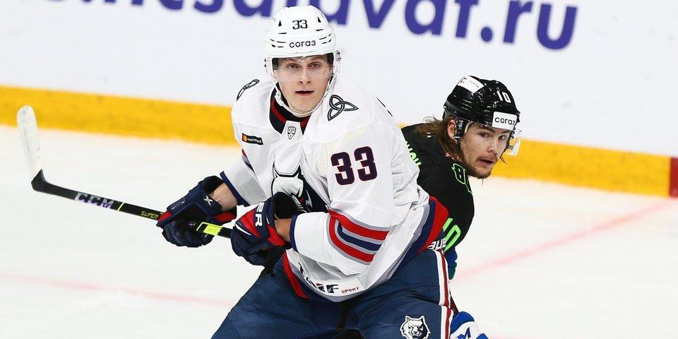 «Салават Юлаев» обыграл «Нефтехимик» и одержал пятую победу подряд в КХЛ