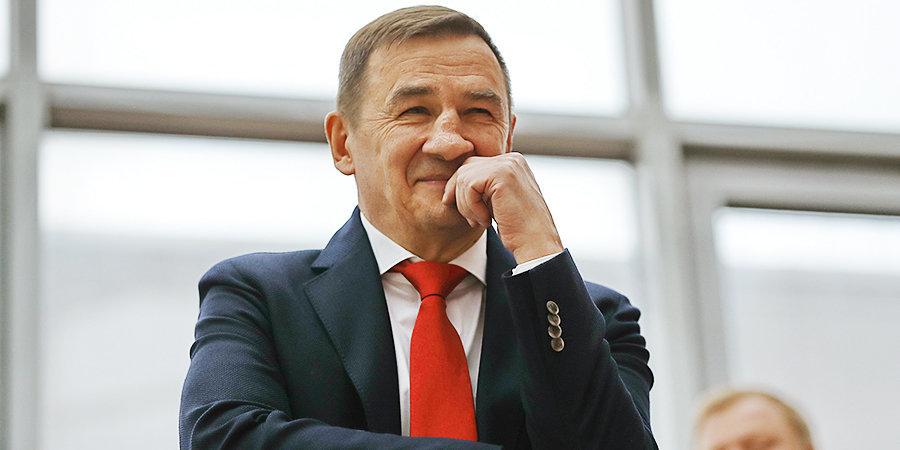 Брагин возглавит сборную России, Ларионов примет «молодежку»