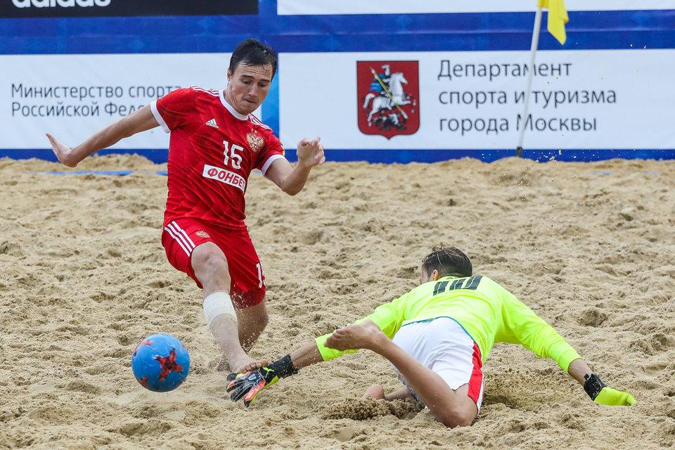Россия вырвала победу у Украины в Суперфинале Евролиги
