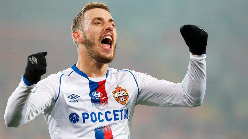 ЦСКА выкупил Влашича у «Эвертона»
