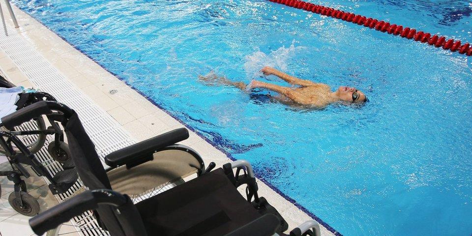 Даниленко принес России первую медаль Паралимпиады, завоевав бронзу на дистанции 100 метров на спине