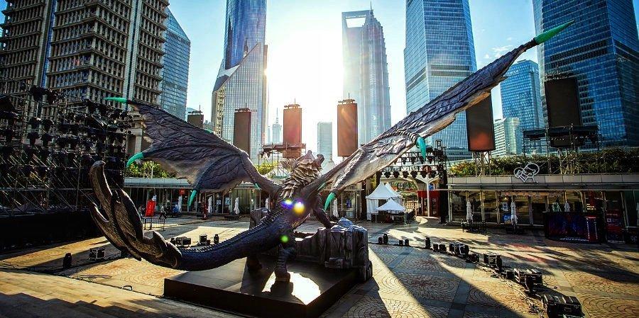 Корейский триумф в Китае. Шанхай принял первый за долгое время крупный киберспортивный турнир со зрителями на стадионе
