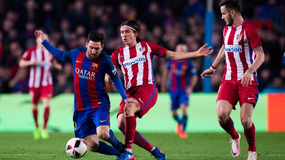 Филипе Луис: «Месси является лучшим игроком в мире, награда ФИФА теряет доверие»
