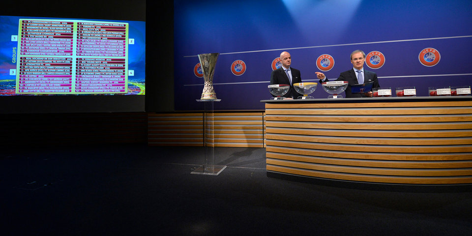 УЕФА учредил пять новых наград в рамках Лиги чемпионов и Лиги Европы