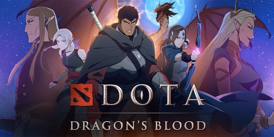 Аниме-сериал по мотивам Dota 2 занимает первое место на Netflix в России